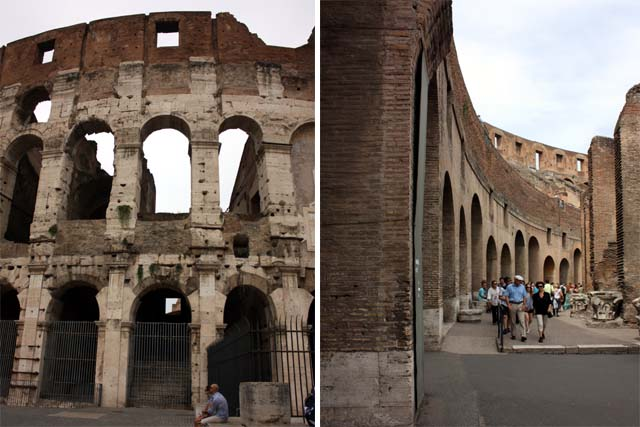 Колизей Рим фото