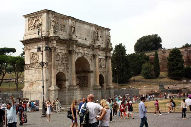 Арка Константина Рим