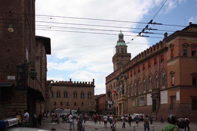 Болонья Palazzo dei Notai Palazzo Comunale
