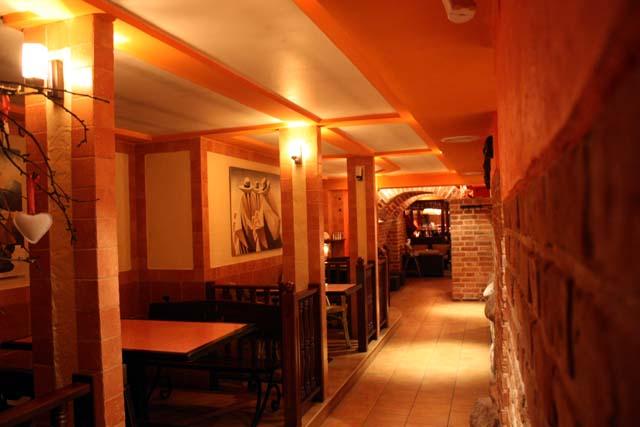 Эльблонг под ангелами ресторан