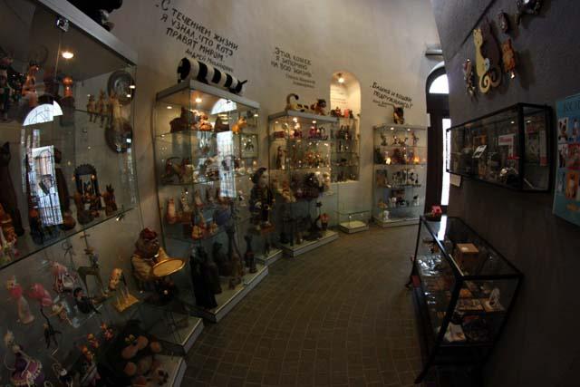 Зеленоградск музей Murarium внутри