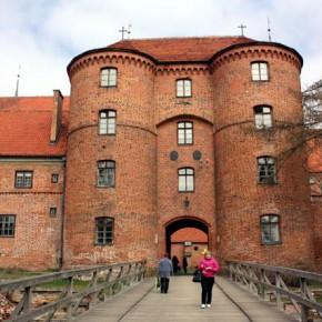 Фромборк — поездка в средневековый замок
