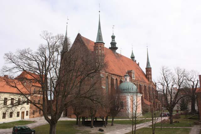 Фромборк кафедральный собор