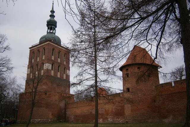Башня Радзеевского Фромборк
