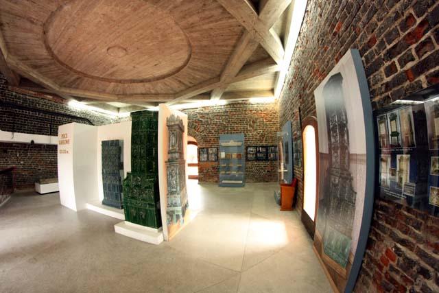 Фромборк- экспонаты музея в замке