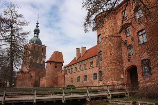 Фромборк - замковые ворота