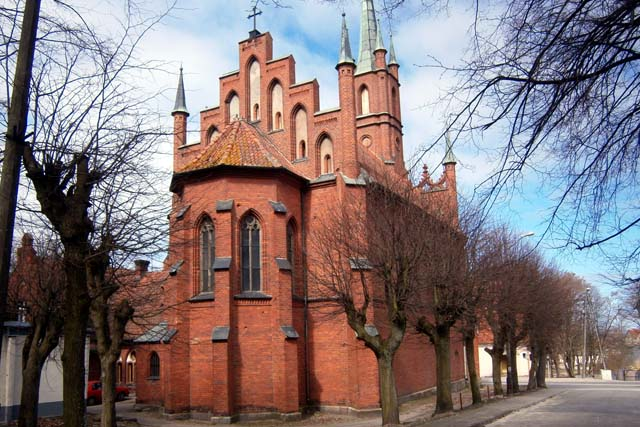 Костел св. Войцеха во Фромборке