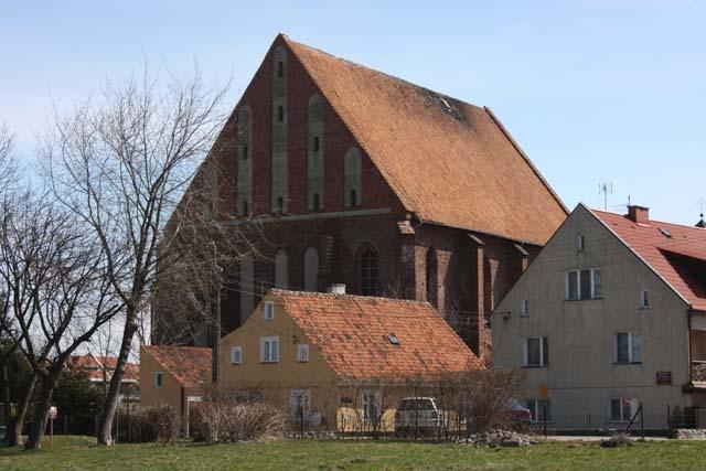 Фромборк - старинный костел