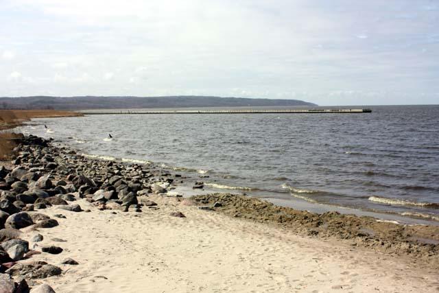 Фромборк - вид на море