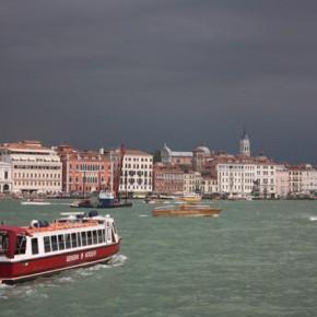 Венеция — прогулка на катере