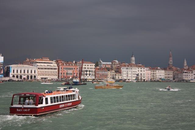 Венеция вид с канала