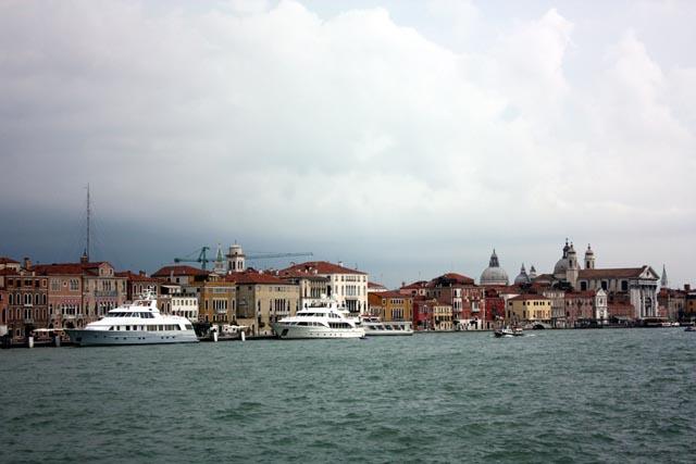 Венеция вид на город