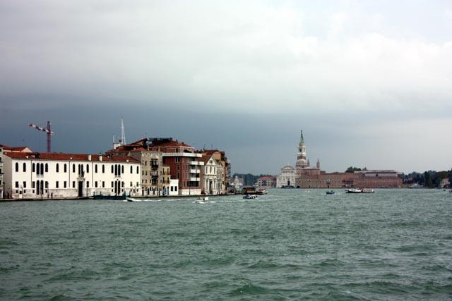 Венеция перед дождем