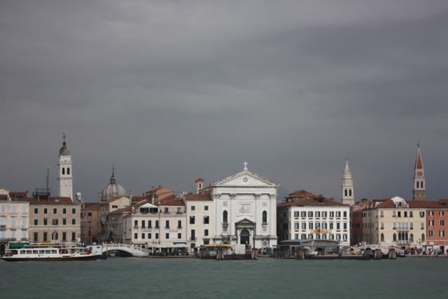 Венеция накануне дождя