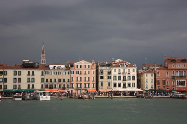 Венеция - красивые виды города