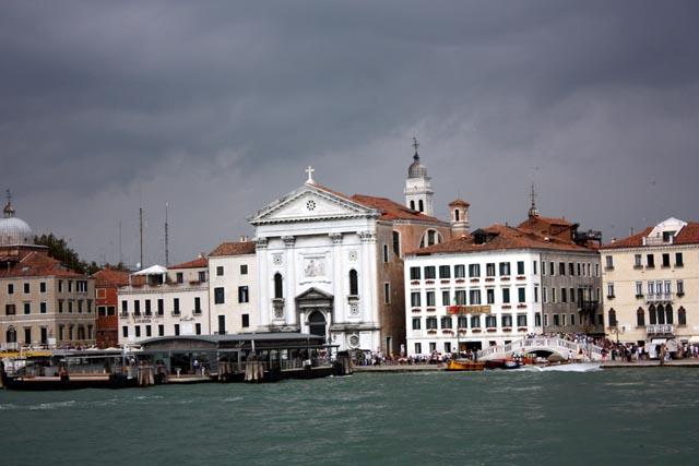 Венеция - красивый вид на город