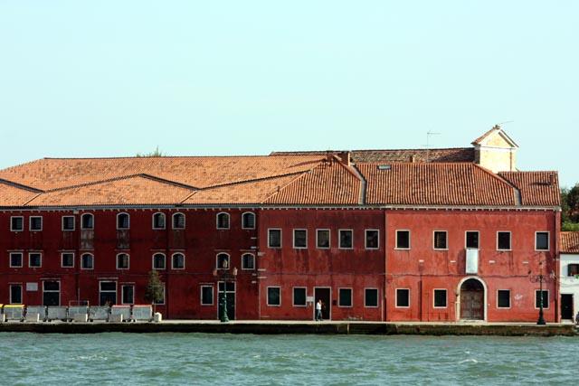 Портовые склады в Венеции