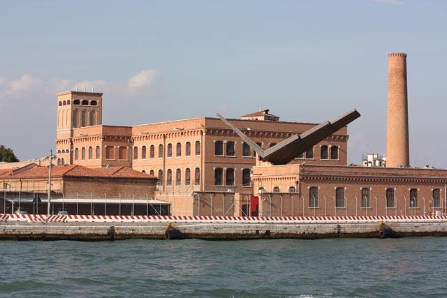Венеция - индустриальная архитектура