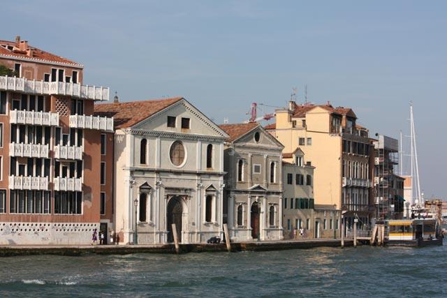 Венеция - дома над водой