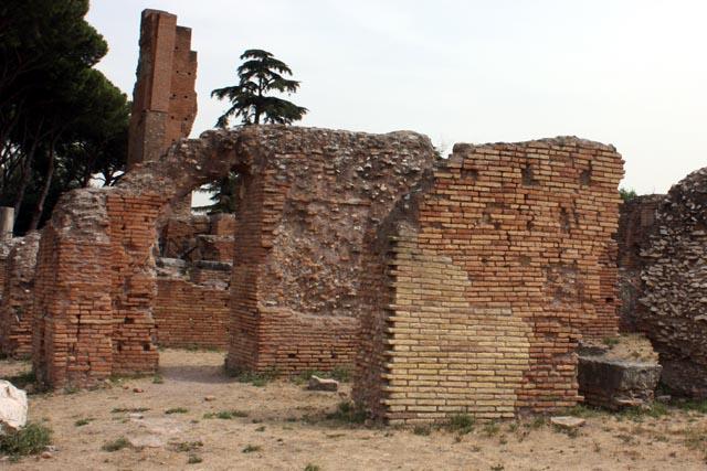 Палантин - древние стены