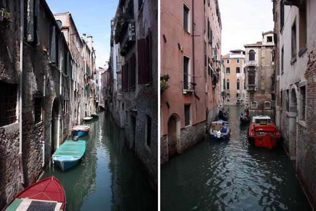 Венеция - улицы и каналы города