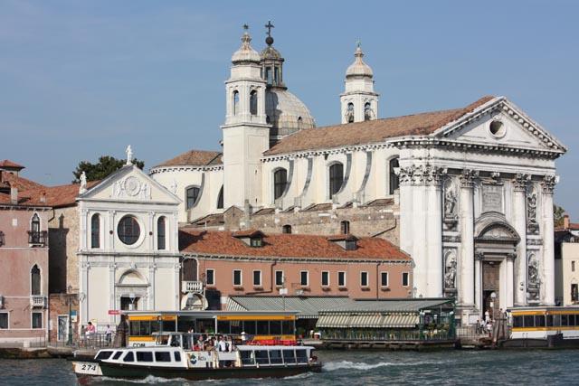 Церковь Джезуати в Венеции