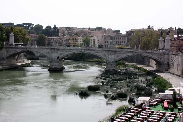 Мост у Замка Ангела