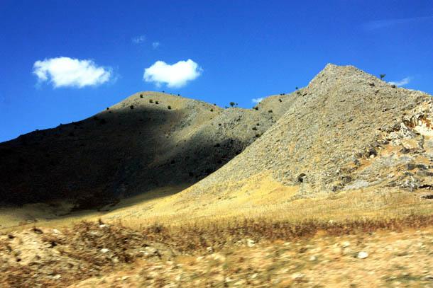 горная гряда