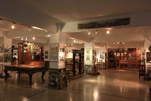 Музей табака в Кавале галерея экспонатов