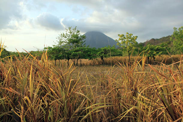 Горы Никарагуа