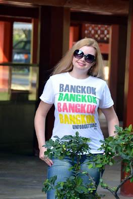 Ирина Яровая из Банкока