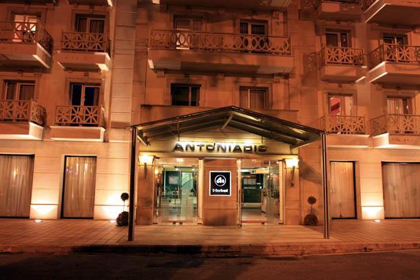 Каламбака - отель Antoniasis