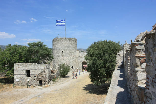 Крепость Кавалы