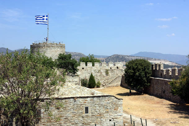 Кавала - в крепости