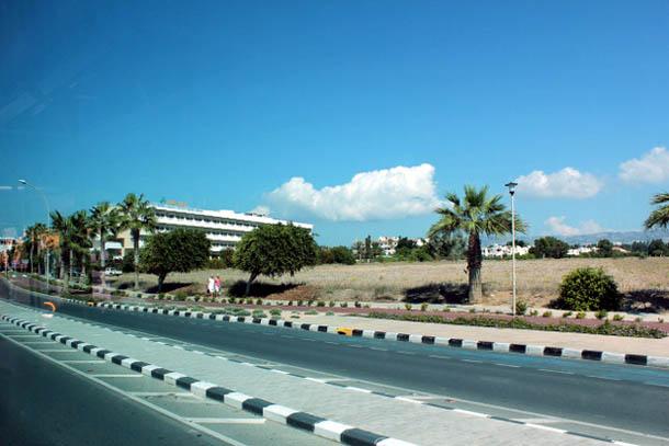 Дороги Кипра