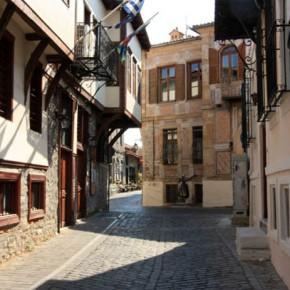 Ксанти — прогулка по улицам старого города
