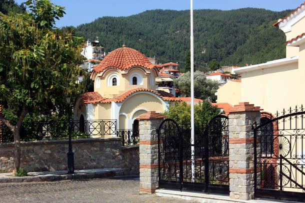 Ксанти - церковь
