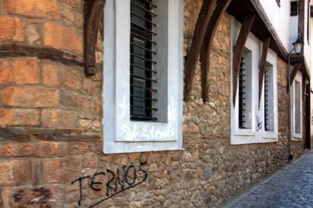 Ксанти окна домов