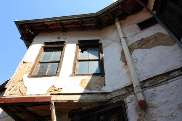 Ксанти - второй этаж дома