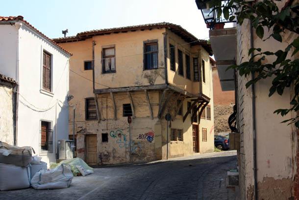 Ксанти - старый домик