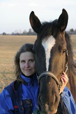 Я и мой конь Кубик