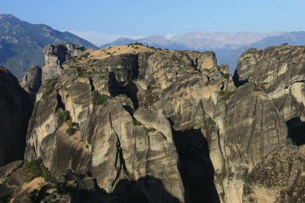 Метеорские скалы