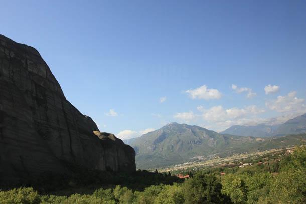 В горах Греции