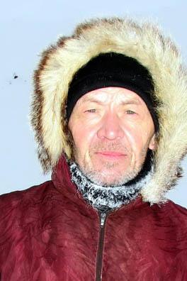 В лыжном путешествии по Кольскому полуострову. 6 марта 2008 года