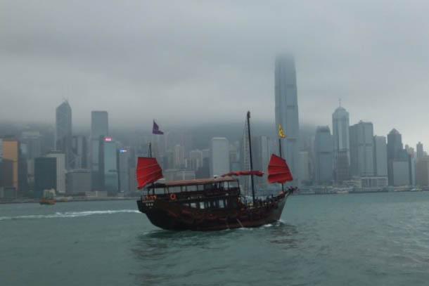 Волшебный Гонконг