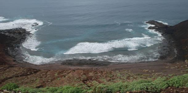 Остров-заповедник рядом с Тенерифе
