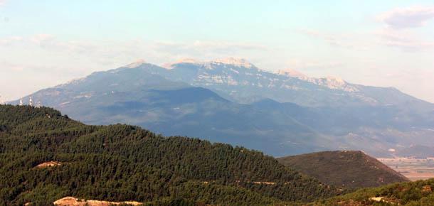 горная панорама в Кавале