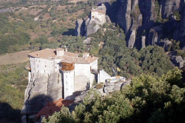 Метеорский монастырь