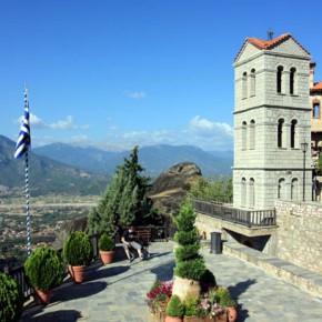 Монастырь Варлаам в Метеорах