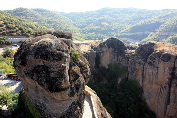 Скалы причудливой формы